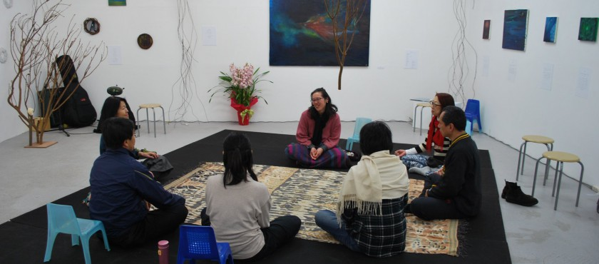 からだの声を聞く+こころの声を聞く瞑想WS報告